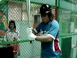 홈런의 과학, 야구