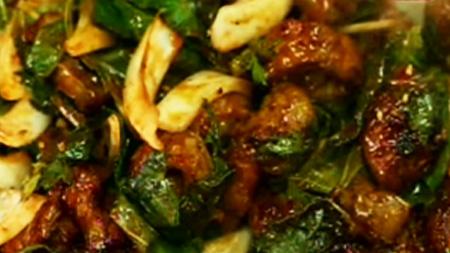 서민 음식의 품격, 내장요리
