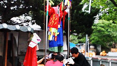 한국민속문화의 뿌리 무(巫)