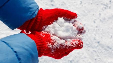겨울, 눈의 가치