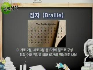점자(Braille)