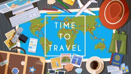휴가 계획으로 보는 나의 성향은?