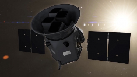 새로운 행성사냥꾼 'TESS' 활동 시작