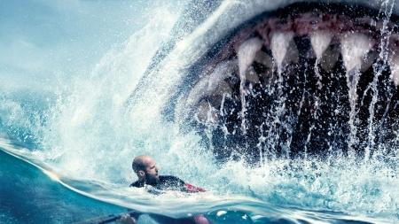 거대 식인상어의 귀환…영화 '메가로돈'