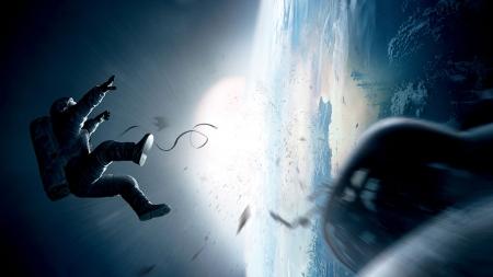 우주 재난을 직접 체험하다…영화 '그래비티'