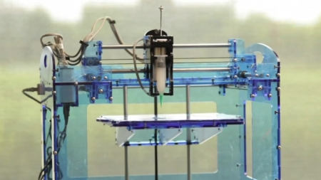 4차 산업혁명이끄는…참신한 3D프린터