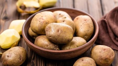인류 배고픔 달래주던 감자…우주시대도 부탁해!