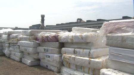 라돈 침대 원료 '모나자이트' 국내에 4.5톤 남아