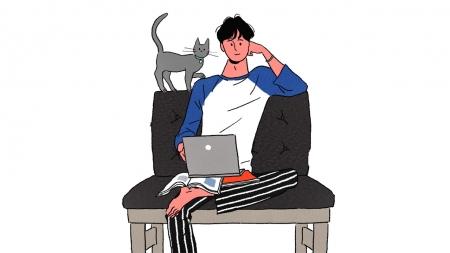 [생각연구소] 집에서 힐링하는…홈족