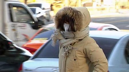 북극한기 몰려 온다...-10℃ 한파에 서해안 눈