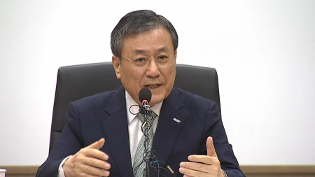 횡령 혐의 KAIST 신성철 총장 직무정지 결정 유보