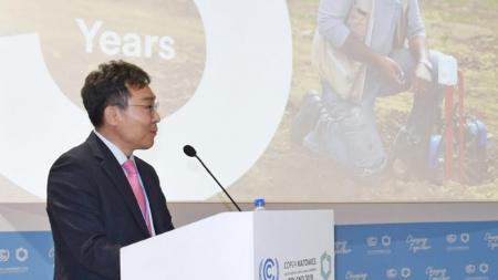 한국, 기후기술센터·네트워크 이사국 진출