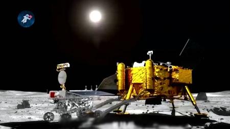 中 창어4호, 인류 최초 '달의 뒷면' 착륙 성공