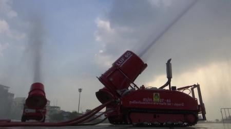 태국·인도 등도 미세먼지 심각...물대포·인공강우 등 안간힘
