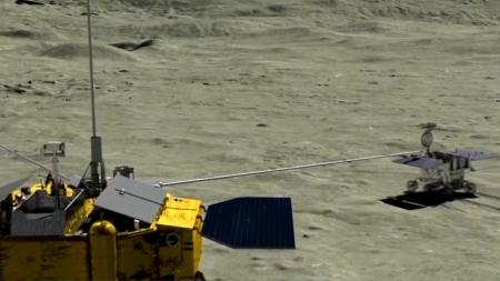 """中, """"미국 NASA, 달 탐사에 도움 요청"""""""