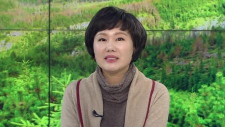 [줌 인 피플] 천연 공기청정기…숲 가치 연구하는 '나무 박사'