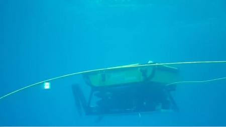 해수부, 수중건설로봇 3종 제작기술 민간 기업에 이전