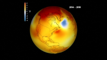 지난해 평균기온 역대 4위...앞으로 5년 더 더워