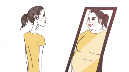 20대 여성 5명 중 1명, 실제보다 '뚱뚱하다'고 오해