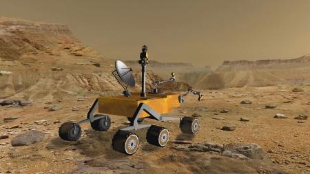 [과학본색] 美·中 인공지능 전쟁…로잘린드 프랭클린 화성 로버