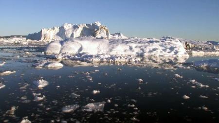 뉴욕시 2배 크기 거대 빙하 분리 가능성 우려