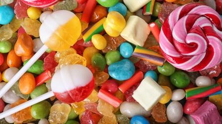 """""""과자, 사탕, 초콜릿에 사용하는 식용색소 안전"""""""