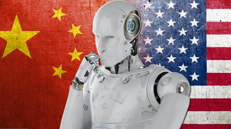 중국, 인공지능 분야 미국 맹추격