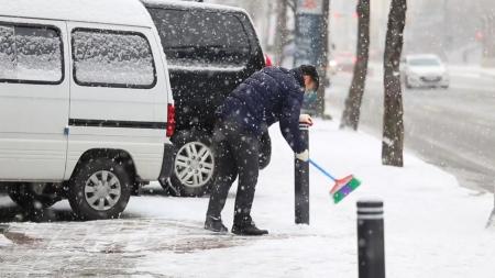오늘 전국 흐리고 오후 비·눈…강원 산간 최고 10cm