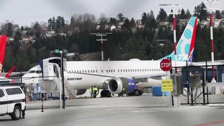 보잉, 737 맥스8 기종 '급강하 방지 시스템' 개선 완료