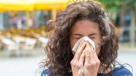 [내 몸 보고서] 봄이 두렵다! 알레르기 비염 주의보!