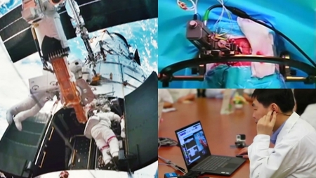 [과학본색] 우주여행으로 잠복 바이러스 활성…5G 원격 수술