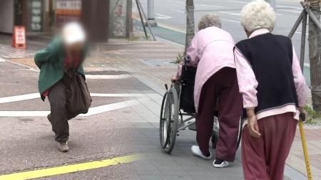 고령자 교통사고 증가…노인 보행 안전 지킨다