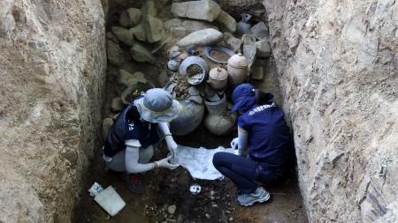 우리의 역사를 복원하는 국립문화재연구소 유재은 실장