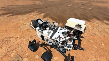 내 이름을 화성에…NASA 화성 탑승권 발급 행사