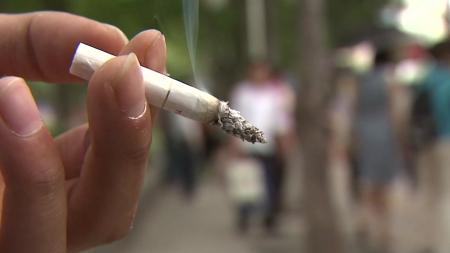 담배 연기·중금속, '옷'이 저장소