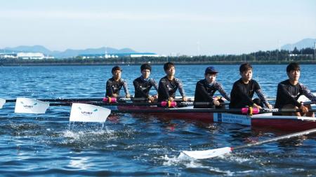 UNIST, 태화강 조정 활성화 업무협약 체결