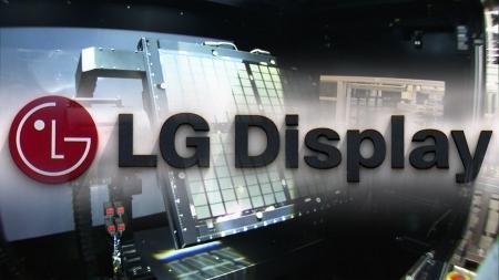 LGD, 車 디스플레이 출하 첫 세계 1위