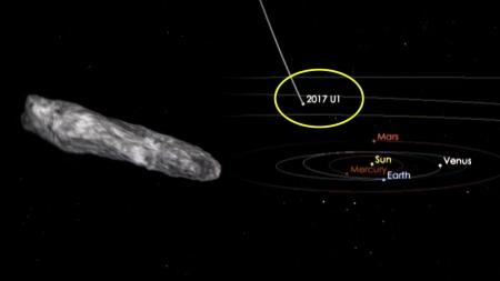 [과학본색] ②'오무아무아'의 정체는? 외계인이 보냈나?