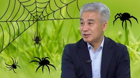 [줌 인 피플] 캠퍼스의 스파이더맨…거미 박사 김승태