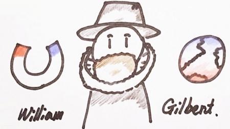 [궁금한 S] 윌리엄 길버트와 '마법의 돌'