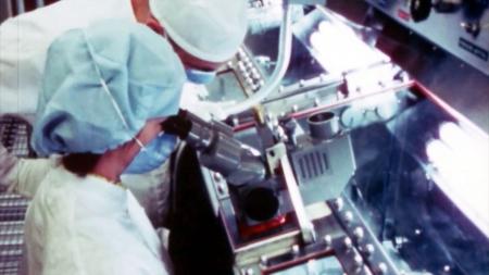 NASA, 50년 전 달 표본서 생명체 흔적 찾던 영상 공개