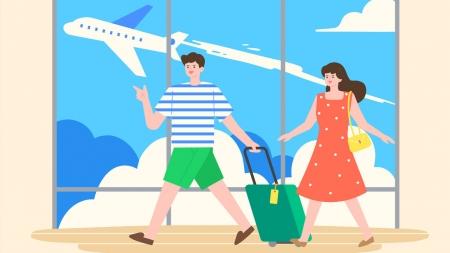 [과학본색] 휴가철 비행기 안 건강관리법