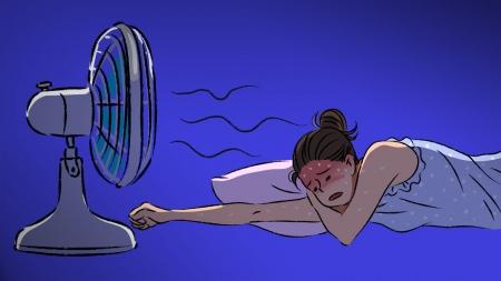 [날씨학개론] 잠 못 이루는 밤…'열대야' 집중탐구
