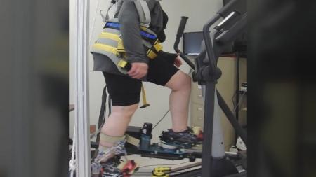 걸음걸이로 무릎관절염 진단 시스템 개발