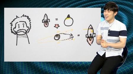 [궁금한S] 우주의 시공간이 휘어진다? 일반 상대성 이론