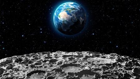 [과학본색] ②NASA 마샬우주센터, 달 착륙선 개발 주도