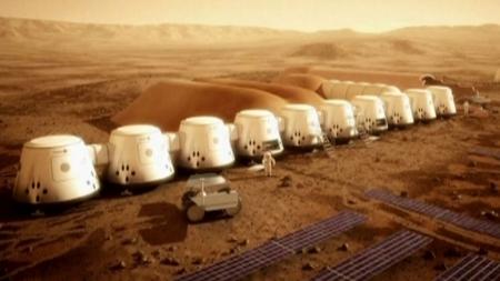 [과학본색] ①나흘 간의 '화성 체험'…실제 거주도 가능할까?