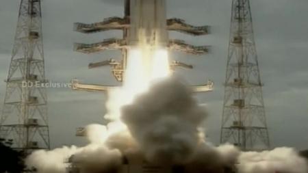 [과학본색] 인도 탐사선 찬드라얀 2호, 달 착륙 시도