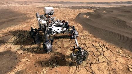 [별별이야기] 붉은 행성의 땅으로…Mars 2020