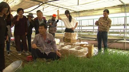 지속가능한 미생물 농법 배우러 왔어요!